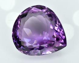 10.76 Crt Amethyst Faceted Gemstone (R6)