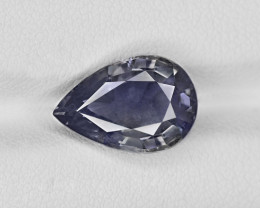 Color Change Sapphire, 7.20ct - Mined in Tanzania | Certified by AIGS