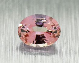 Unheated Padparadscha Sapphire well cut, good brilliance (01527)