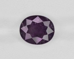Color Change Sapphire, 5.23ct - Mined in Kashmir   Certified by GRS