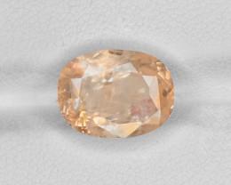 Fancy Sapphire, 6.91ct - Mined in Sri Lanka   Certified by IGI