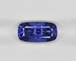 Color Change Sapphire, 4.24ct - Mined in Madagascar | Certified by GRS