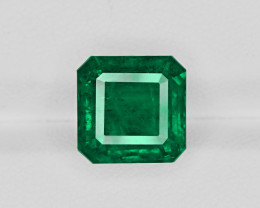 Emerald, 7.16ct - Mined in Zambia | Certified by GRS