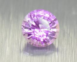 Unheated Pink Sapphire well-cut (01557)