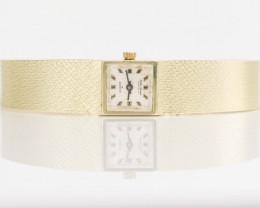 14 kt Gold  Wristwatch Anker Swiss Made