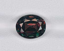 Alexandrite, 4.06ct - Mined in Brazil | Certified by Gubelin