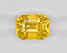 Yellow Sapphire, 7.64ct