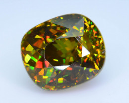 AAA Brilliance 5.79 ct Imperial Sphene Sku-40
