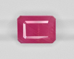 Ruby, 9.20ct - Mined in Guinea | Certified by GII