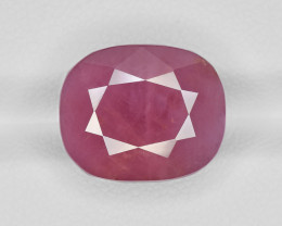 Ruby, 12.96ct - Mined in Liberia | Certified by GII