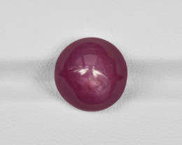 Ruby, 11.15ct-Mined in Liberia