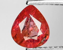 1.05 Ct Natural Ruby Unheated Mozambique Quality Gemstone. RB 09
