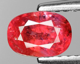0.95 Ct Natural Ruby Unheated Mozambique Quality Gemstone. RB 16