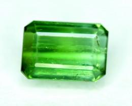 3.15 CT Mint Green Natural Tourmaline Gemstone