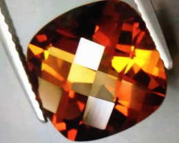 GLC Certified Natural Topaz 8.38cts.