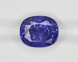 Color Change Sapphire, 8.37ct - Mined in Sri Lanka | Certified by GRS