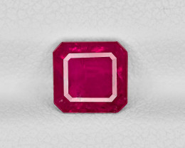 Ruby, 1.71ct - Mined in Afghanistan | Certified by IGI