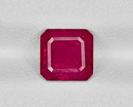 Ruby, 1.65ct - Mined in Afghanistan | Certified by IGI