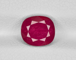 Ruby, 2.22ct - Mined in Afghanistan | Certified by IGI