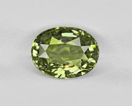 Alexandrite, 2.56ct - Mined in Madagascar | Certified by IGI & GII