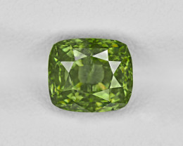 Alexandrite, 2.68ct - Mined in Madagascar   Certified by IGI & GII