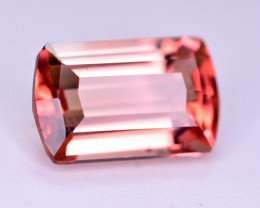Top Quality 2.40 Ct Natural Pinkish brown Tourmaline AT5