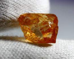 7.45 CT Natural - Unheated Orange Imperil Topaz Rough