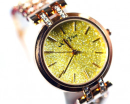 Natural Garnet Gemstones Watch
