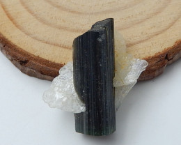 23.5ct On Sale Nugget Black Tourmaline Cabochon D25