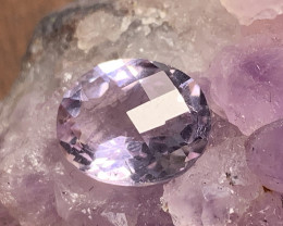 Delightful Rose de France Natural Amethyst NR