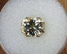 5,12ct Dichroic Oregon Sunstone - Master cut!