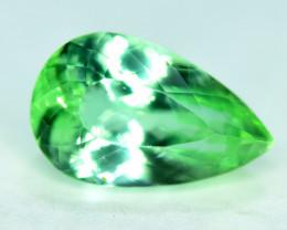 NR 14.90 Carats Green Color Spodumene Gemstone