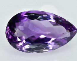 11.16 Crt Amethyst Faceted Gemstone (R7)