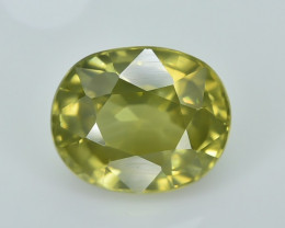 4.24 Crt Zircon Faceted Gemstone (R7)