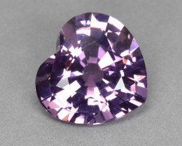3.28 Cts Magnificent Beautiful Natural Burmese Spinel Heart Shape