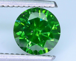 AIG Certified 1.42 ct I1 Clarity Green Diamond SKU-13
