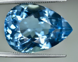 22.63 Crt Natural Topaz Faceted Gemstone.( AG 62)