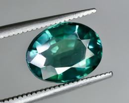 3.01 Crt Natural Topaz Faceted Gemstone.( AG 62)