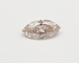 0.82ct Pink Diamond HRD certified