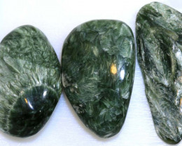 56CTS GREEN SERAPHINITE PARCEL  ADG-376