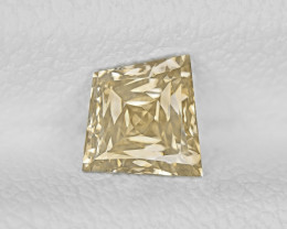 Diamond, 0.61ct - Mined in South Africa | Certified by IGI