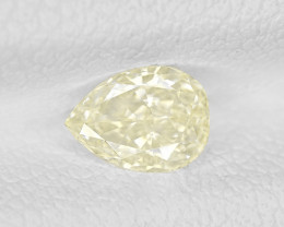 Diamond, 0.45ct - Mined in South Africa | Certified by IGI