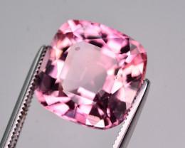 Brilliant Color 8.10 Ct Natural Pink Tourmaline