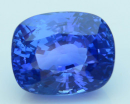 GRS Certified Unheat Sapphire AAA Grade 12.06 ct Amazing Color Rare
