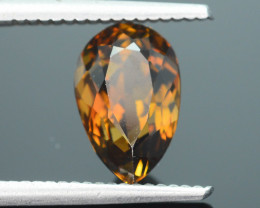 Norway's Enstatite 3.17 ct Absolute Rarity Collector's frm Kjörrestad Mine