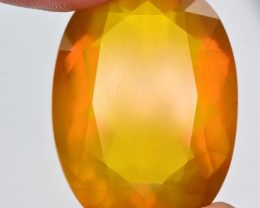 Rarest 60.80 Ct Mexican Fire Opal ~ Top Quality