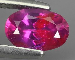 AWESOME CEYLON PINK SAPPHIRE FACETED GENUINE OVAL