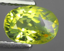 1.15 CTS~100% GORGEOUS RAREST NATURAL GOOD LUSTER CHRYSOBERYL!!!
