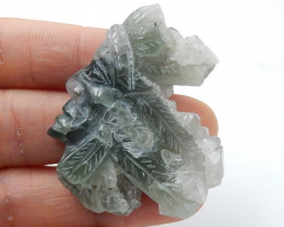 Hand Carved Indian Crystal Cabochon ,Beautiful Craft ,Best Gift, Wholesale