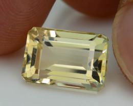 Rare 4.38 ct Yellow Labradorite SKU-1